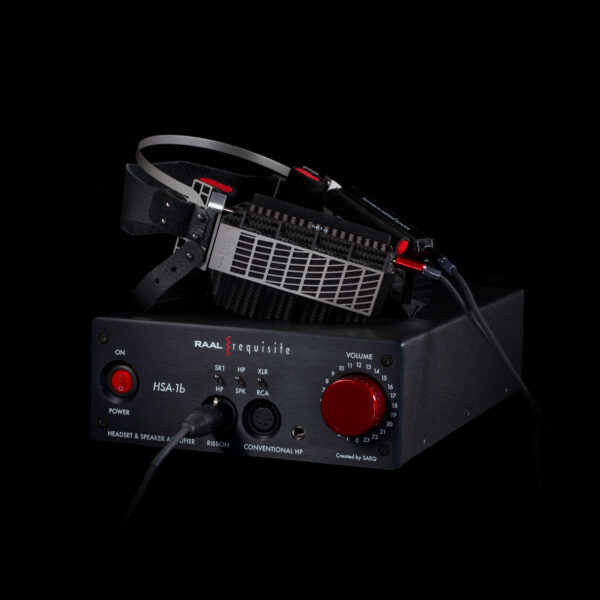 HSA-1b Headphone & Speaker Amplifier 3